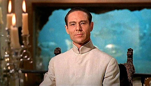 The Nehru Jacket - as worn by super villains. And the Monkeys.