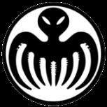 I think SPECTRE had Paul Rand design the logo.