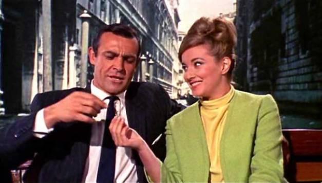 Bond & Romanova in Venice