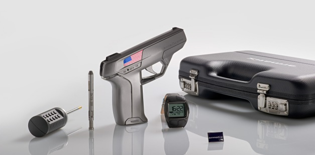 Are smart guns the future of gun safety?