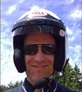 Helmet selfies. It's a thing.